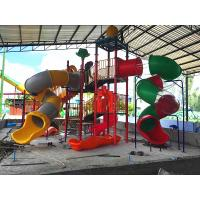 China Water Play Equipment Used Water Park Playground for Kids Swimming Pool QX-079F on sale