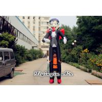 Wholesale New-style Attractive Halloween Costume Inflatable Vampire for Halloween Party from china suppliers