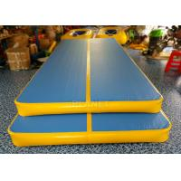 Wholesale Double Wall Fabric Inflatable Air Track Anti Shock CE / UL Approved from china suppliers