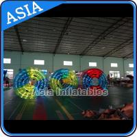 China EN71 Inflatable Water Roller Ball / Water Walking Ball on sale