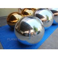 Quality Reusable Blow Up Mirror Ball Ornament Hanging Balloons High Tear Strength for sale