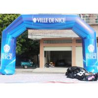 Wholesale Durable Custom Inflatable Arch , Inflatable Balloon Arch For Decoration from china suppliers