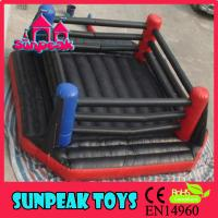 Wholesale SP-1476 For Adult And Kids Inflatable Boxing Ring Inflatable Boxing Ring for Sale from china suppliers