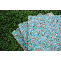 Wholesale Shock Absorbing Padding 42% Artificial Grass Accessories from china suppliers