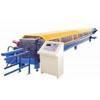 Wholesale Intelligent Cold Roll Forming Machines High Capacity With 5.5m - 11m Length from china suppliers