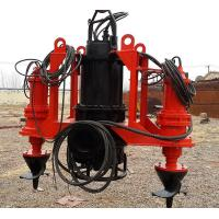 Wholesale Low Pressure Submersible Slurry Pump Long Term Bearing Life Easy Operation from china suppliers