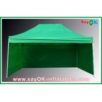 Wholesale Professional Folding Tent 210D Oxford Cloth With 3 Sidewalls Fire-proof from china suppliers