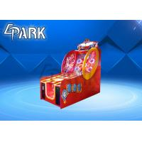 China throwing ring game EPARK amsuement lottery coin operated vending machine on sale