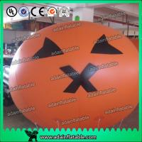 Wholesale Advertising Inflatable Pumpkin Helium Sphere Customized from china suppliers