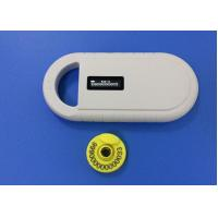 China High Frequency RFID Animal Microchip Scanner For Pets / Dogs , Animal Chip Reader on sale