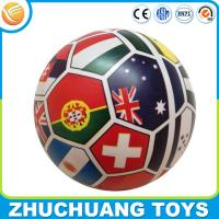 Wholesale buy cheap colorful pvc inflatable soccer balls in bulk from china suppliers