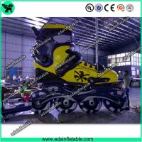 Wholesale 3.5m Inflatable Rollar Blade,Inflatable shoes,Giant Inflatable Shoes from china suppliers