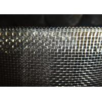 Wholesale Galvanized Low Carbon Iron Square Woven Wire Mesh 12 Mesh 22 Mesh With Close Edge from china suppliers