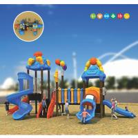 Buy cheap commercial kids plastic outdoor play equipment outside play centre from wholesalers