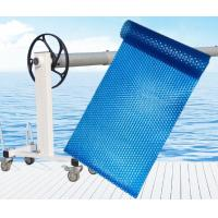 Wholesale Portable Thermal PE Bubble Plastic Swimming Pool Covers Thickness 400um 500um 600um from china suppliers
