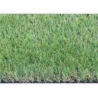 Wholesale Super Softer Flat Yarn Shape Artificial Turf Landscaping For Garden Healthy Eco - Friendly from china suppliers
