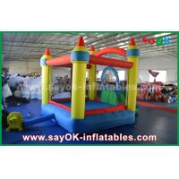 Wholesale Small 2x2m Oxford Cloth Inflatable Bounce , Kids Bouncy Castle from china suppliers