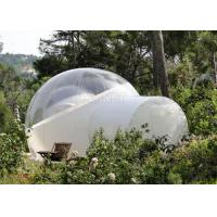 Wholesale Customized Color Clear Inflatable Lawn Tent , Romantic Inflatable Garden Tent from china suppliers