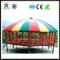 Wholesale Hexagon Trampoline Park For Kids Amusement Park QX-118A from china suppliers