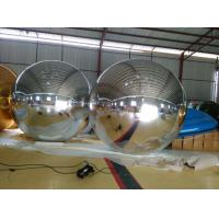 Wholesale 0.3mm Mirror Cloth Decoration Reflection Ball , Indoor Advertising Air Balloons from china suppliers