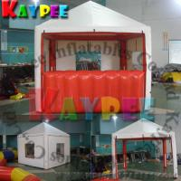 Wholesale Inflatable store tent 3X3M with bar table ,air selaed tent,inflatable event tent KST001 from china suppliers