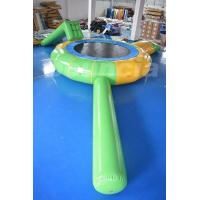 Wholesale 5m diameter  Seaside Inflatable Water Trampoline For Water Blob from china suppliers