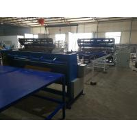 Wholesale 50 X 100mm Automatic Fence Mesh Welding Machine PLC Control For Highway Fence from china suppliers