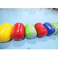 China 50cm Dia 60cm Height Multiple Colour Inflatable PVC Cylindrical Buoy on sale
