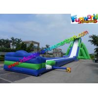 China Giant Hippo Inflatable water slide , inflatable hippo pool toy on sale