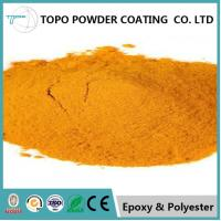 Wholesale RAL 1005 Honey Yellow Zinc Rich Epoxy Primer For Glass Decoration Smooth Surface from china suppliers