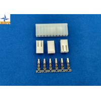 Quality Brass Terminals 3.96mm Pitch Crimp Connector Pcb Connectors Wire To Board Connector for sale