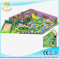 Wholesale Hansel high quality kids play game room equipment indoor kids soft play from china suppliers