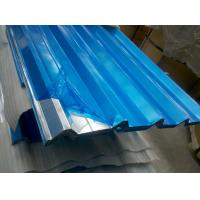 2200mm Max Width Corrugated Aluminum Sheets with Mill and Stucco Embossed Finish