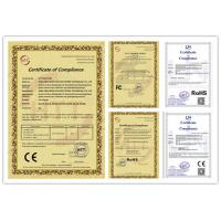 Daitto Filtration Group Company Certifications
