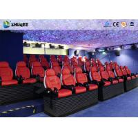 Wholesale Various Special Effects 5D Theater With 5D Motion Chair For Fantastic Future Cinema from china suppliers