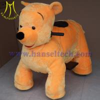 Wholesale Hansel coin operated mall animal rides battery animal car from china suppliers