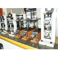 Buy cheap Mild steel Square round tube pipe making machinery tube mill made in China from wholesalers