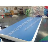 Wholesale Inflatable DWF gym mat,inflatable air track,inflatable gymnastics,inflatable sports game from china suppliers