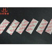 1.0mm Thin Natural Rectangle Fiber Desiccant , Bio - Kit Moisture Absorber For Bathroom