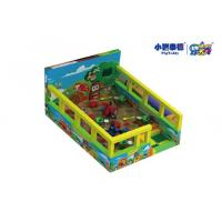 Wholesale Indoor Kids Play Sand Pit Toddler Play Equipment High Capacity Eco - Friendly from china suppliers