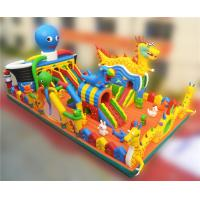 Outdoor Inflatable Castle Bouncer for Sale
