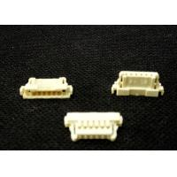 Wholesale Yellow PCB Connectors Wire To Board , 6 Pin Connector Single Row Housing from china suppliers