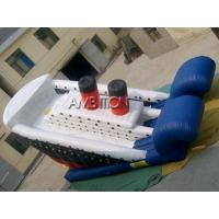 Wholesale Inflatable Titanic Adventure Slide from china suppliers