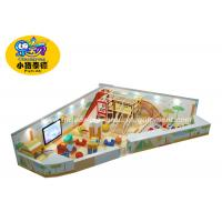 Buy cheap Childrens Soft Play Centre Equipment For Theme Parks / Family Entertainment from wholesalers