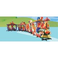 Wholesale Amusement Electric Train from china suppliers