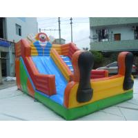 Wholesale Customized 0.55mm PVC tarpaulin Commercial Inflatable Slide, Clown Slides YHS 023 from china suppliers