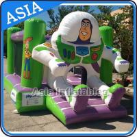 China Outdoor Inflatable Toys Bouncer Jumping Castle For Children Park Games on sale