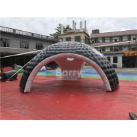 Wholesale Giant Inflatable Igloo Dome Tent For Rental / Inflatable Spider Dome Tent from china suppliers