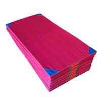 Wholesale High Jump Gymnastics Tumbling Mat / Fold Up Gymnastics Mat For Children from china suppliers