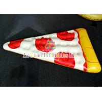 Wholesale Lovely Inflatable Pizza Water Float For Promotion Activity / River from china suppliers